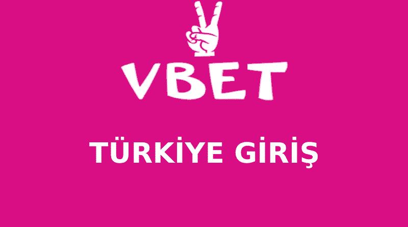 Vbet Türkiye Giriş