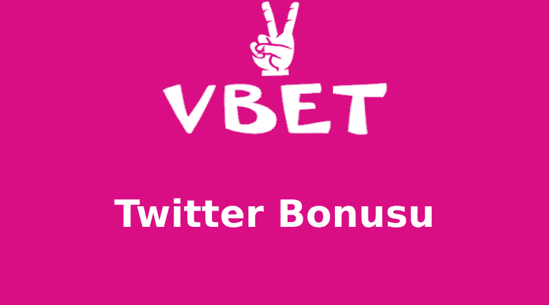 Vbet Twitter Bonusu